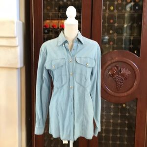 Versace Jeans Couture button down shirt